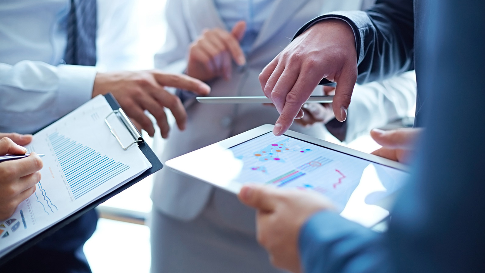 6 Important Information Technology Solutions For Manufacturing Industry